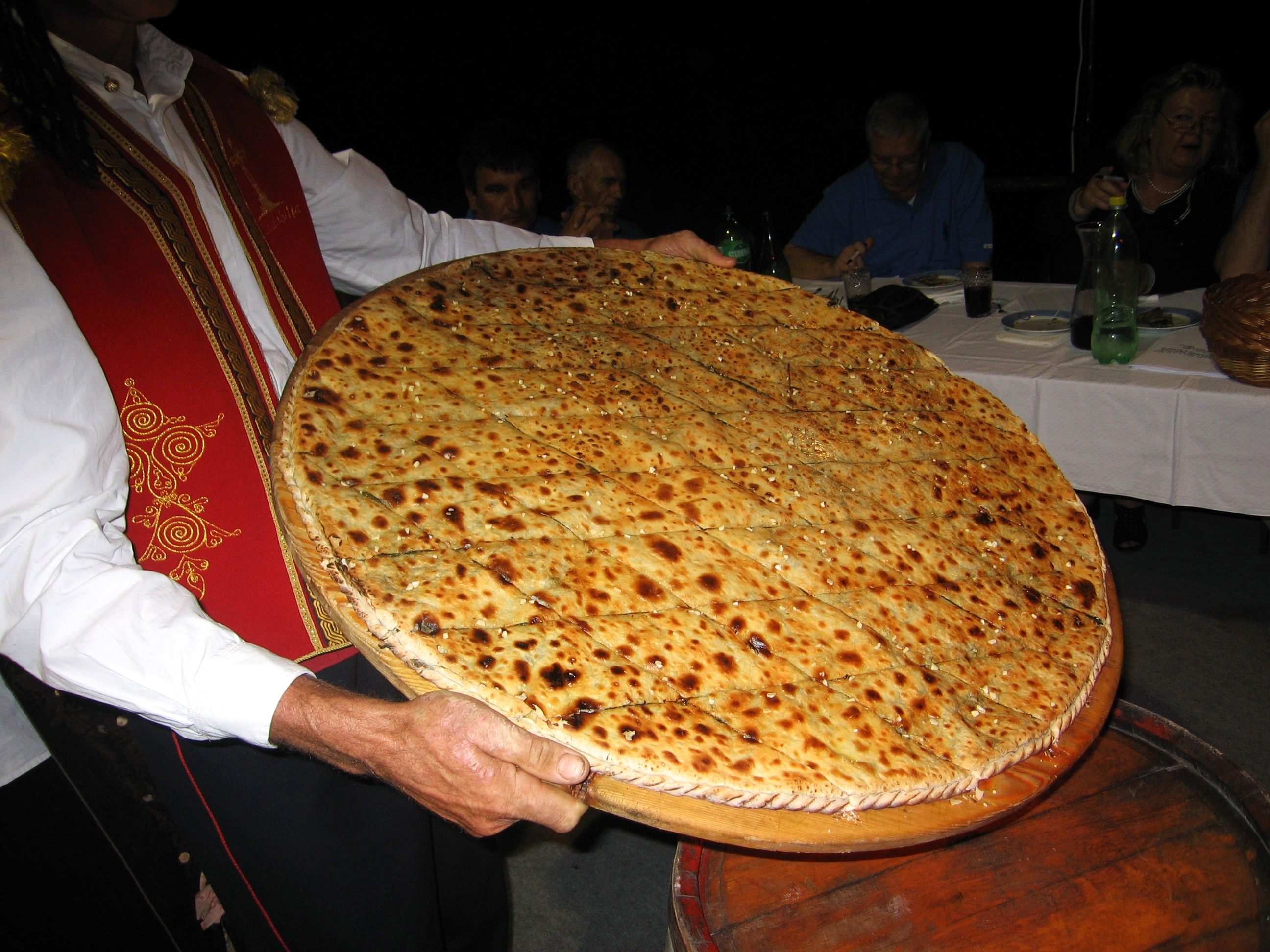 Soparnik kao obredno i svečano jelo u Poljicima