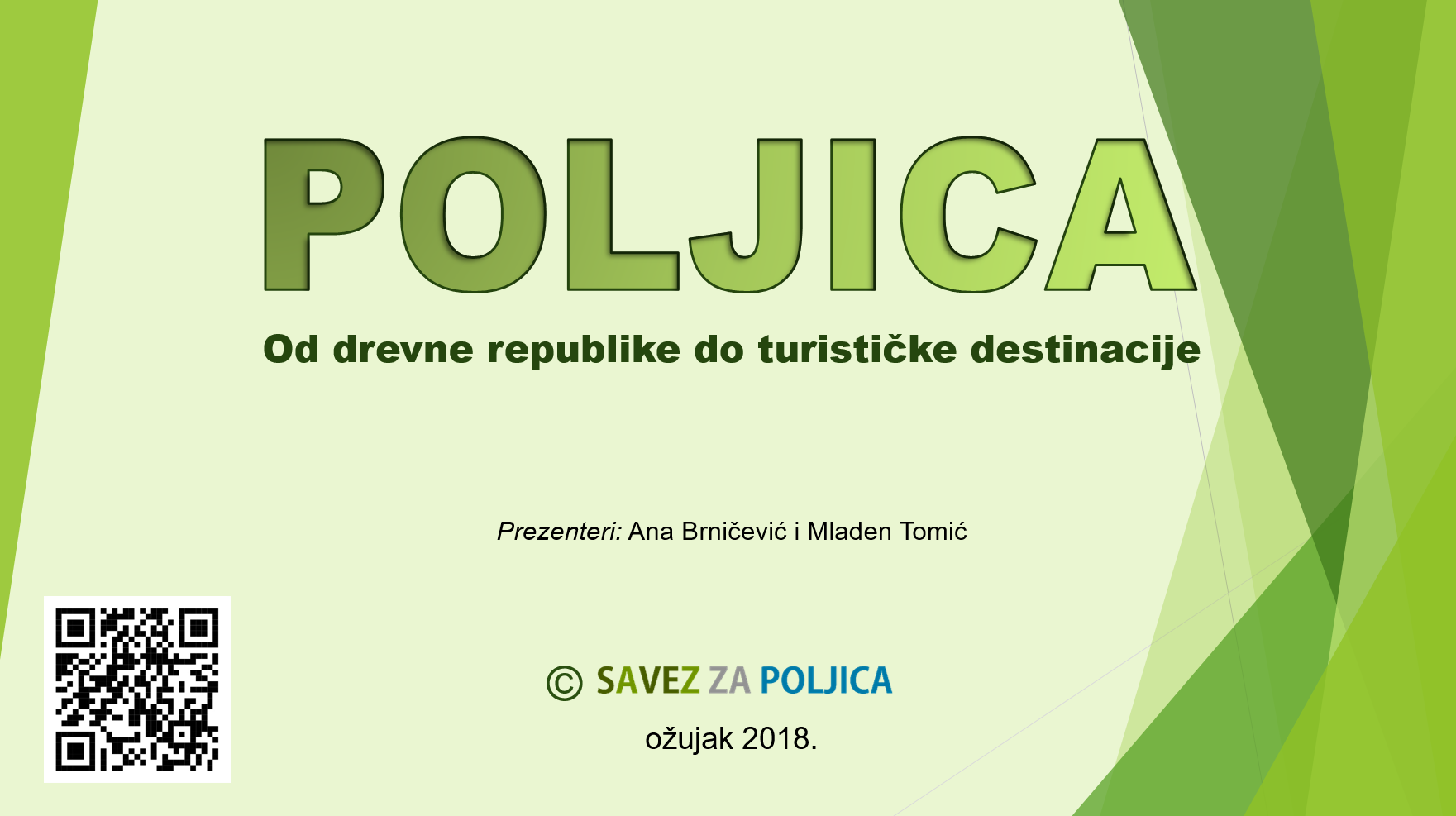 Poljica – PP prezentacija