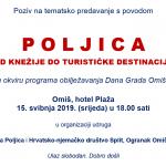 POLJICA – OD KNEŽIJE DO TURISTIČKE DESTINACIJE