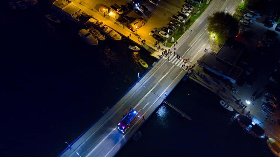 U povodu zatvaranja ceste kroz Zakučac (33): OTVARANJE MOSTA U OMIŠU U SVRHU ZATVARANJA CESTE KROZ ZAKUČAC – NIJE USPJELO!