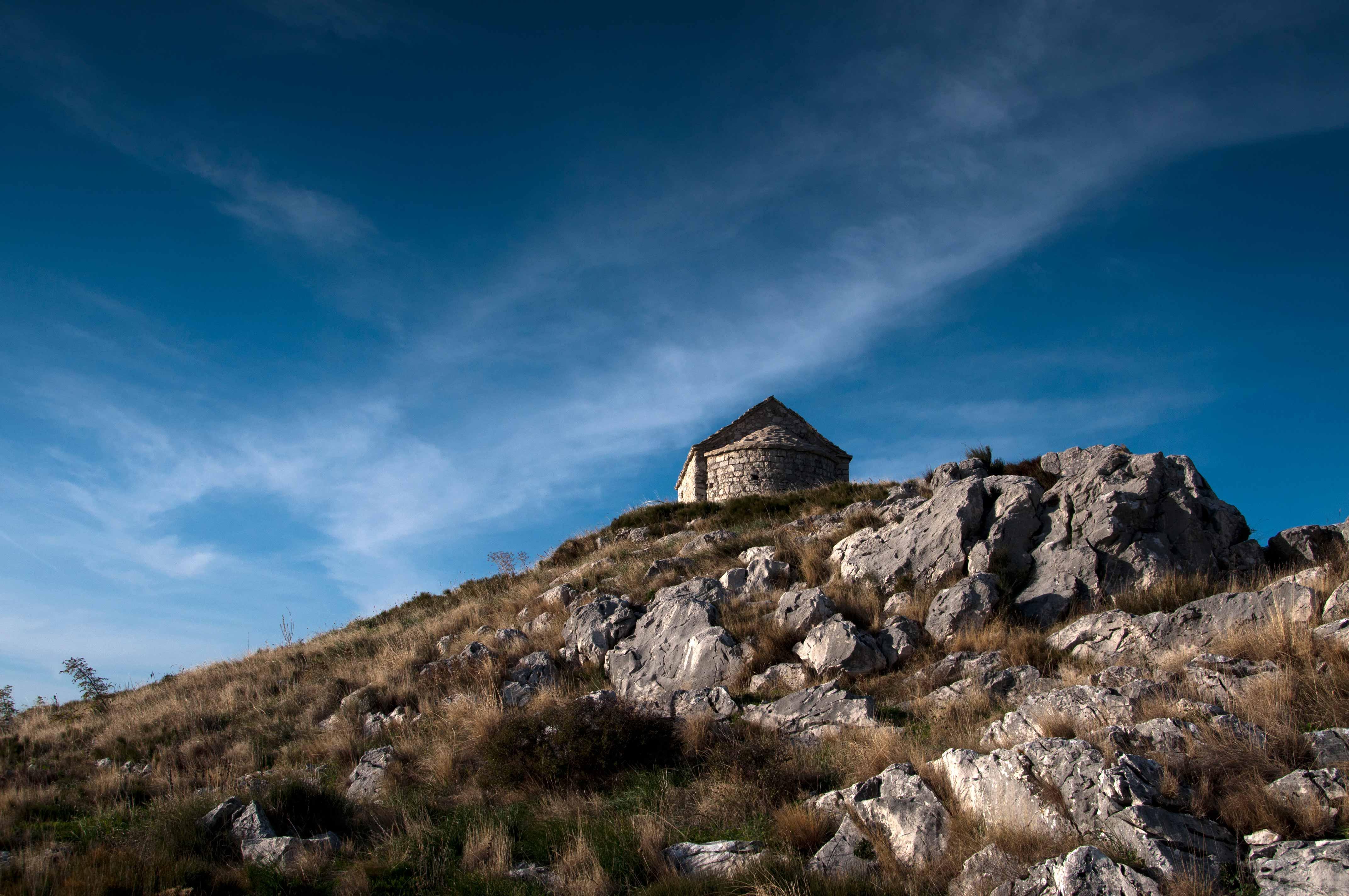 Sv. Jure, vrh Perunsko (foto Ivica Lolić Kaja)