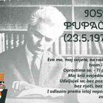 IN MEMORIAM: JOSIP PUPAČIĆ 19. rujna 1928. – 23. svibnja 1971.