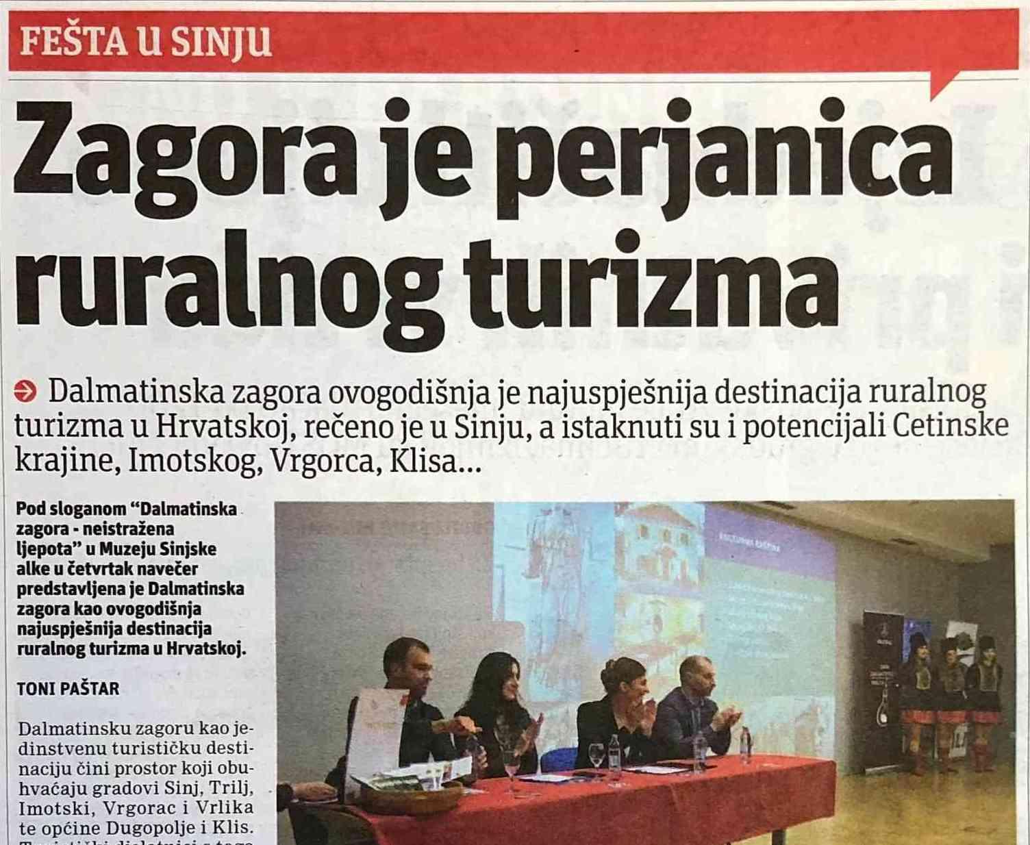 AKO I NISU ZAGORA, POLJICA SU ZAGORILA!
