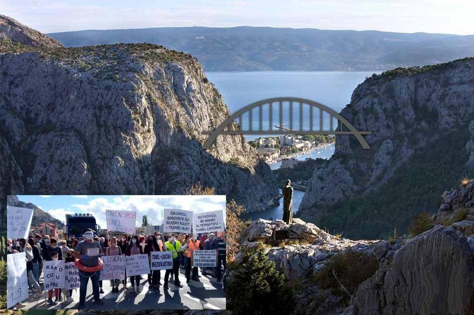 U povodu zatvaranja ceste kroz Zakučac (24): ZAOBILAZNICA OMIŠA U SVJETLU ČINJENICA